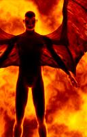 Portrait: Demonspawn, Dragonsoul, Red Dragon Disciple Aenea_Fire1_portrait